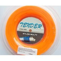 Tender Multy Nylon Naranja 1.40 200M