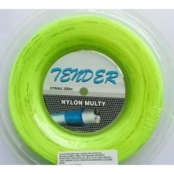Tender Multy Nylon Verde 1.40 200M
